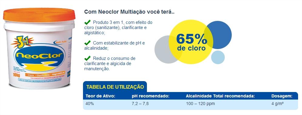 NeoClor_Multiacao