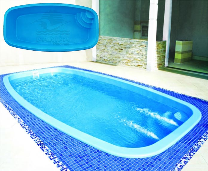 Piscinas e lazer foz do igua u piscinas fibra for Piscinas de fibra de ocasion